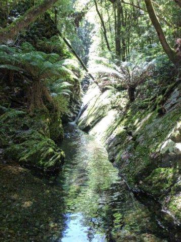 Secret gorge