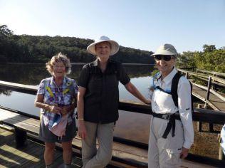 Pat, Karen and Mary
