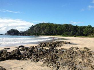 Wimbie Beach