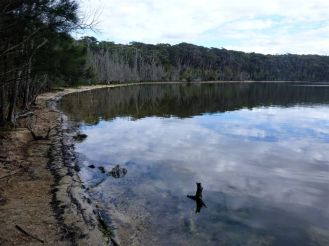Brou Lake