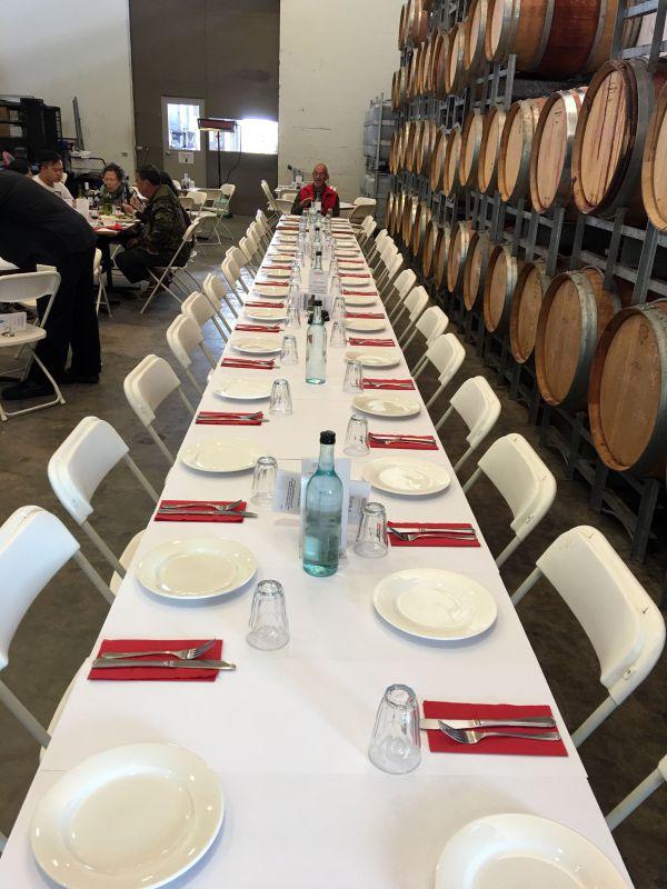 Lerida Winery before