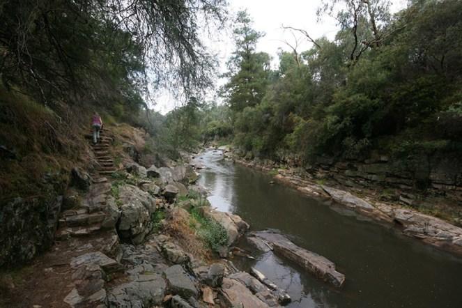 Ovens River Canyon Walk