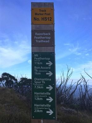 Walk guide