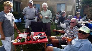 Aliza, Charles, Julie, Geoff and Bruce.