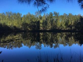 Mummaga Lake.