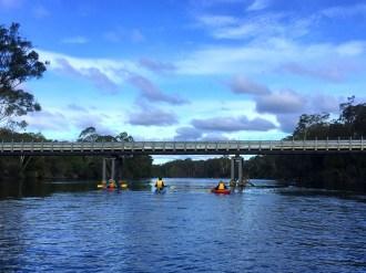 Wallagaraugh River Bridge