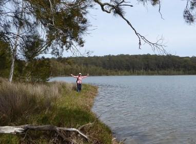 Leader Sharon Durras Lake.