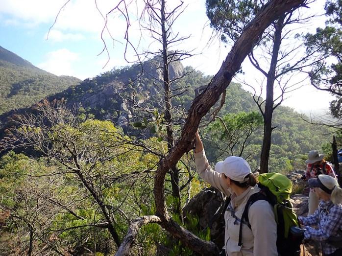 A preview of Chatauqua Peak.
