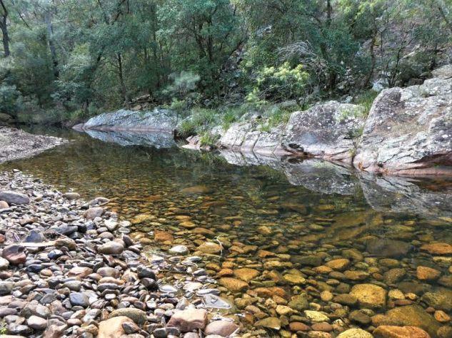 Woila Creek