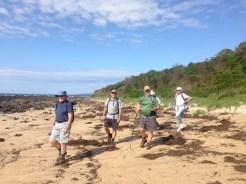 Down onto Shark Bay
