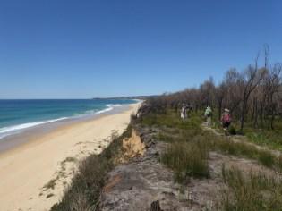 Views towards Tuross