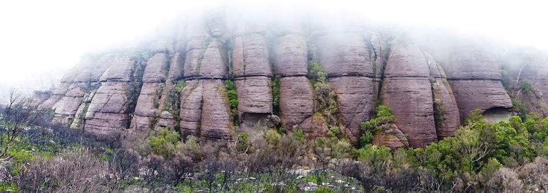 Shrouded Gods Mountain