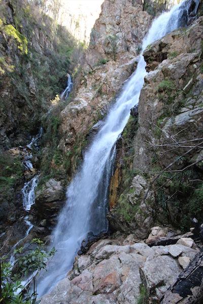 Breakfast Creek Falls