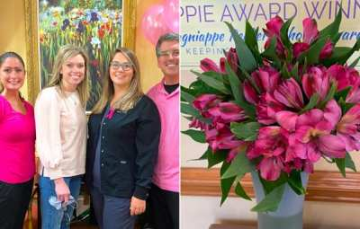 Maitre & Crabtree Raising Funds For Breast Cancer Awareness