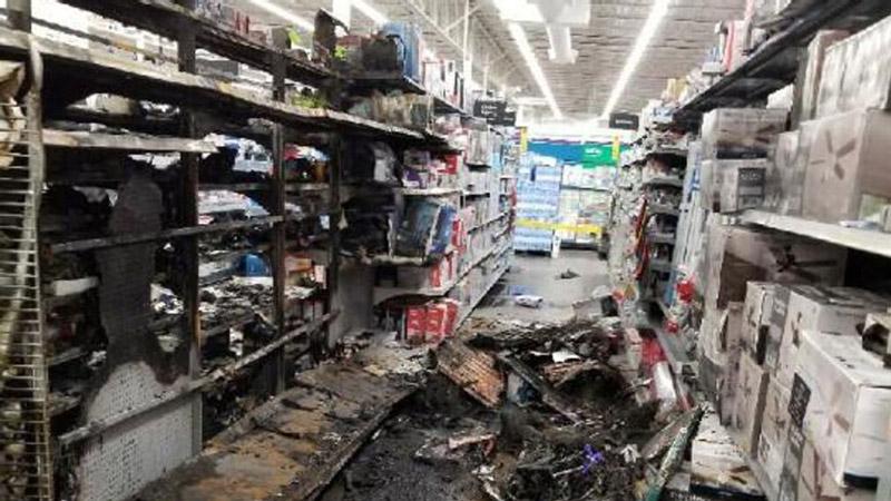 Tillman's Corner Walmart Reopens