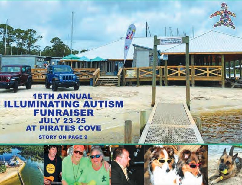 Autism Fundraiser Set For Pirates Cove