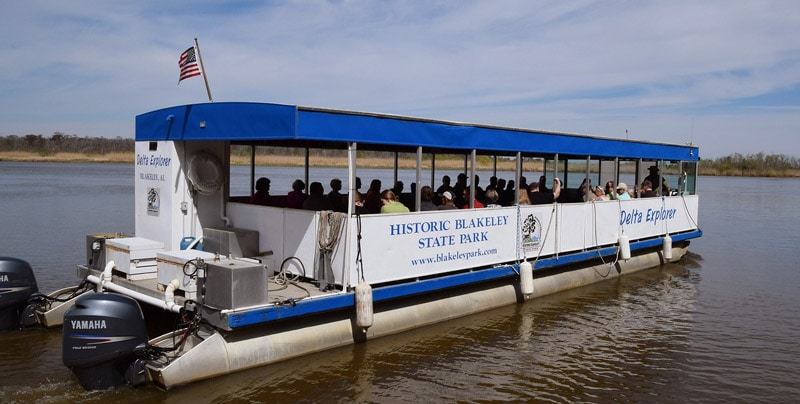 Blakeley State Park Announces Cruises