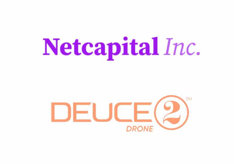Deuce Drone Completes Live Demo