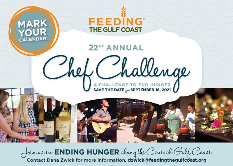 Feeding The Gulf Coast To Host Chef Challenge