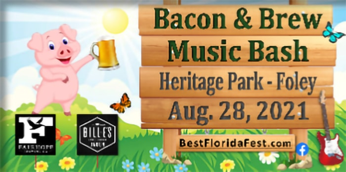 Bacon & Brew Music Bash Planned for Foley