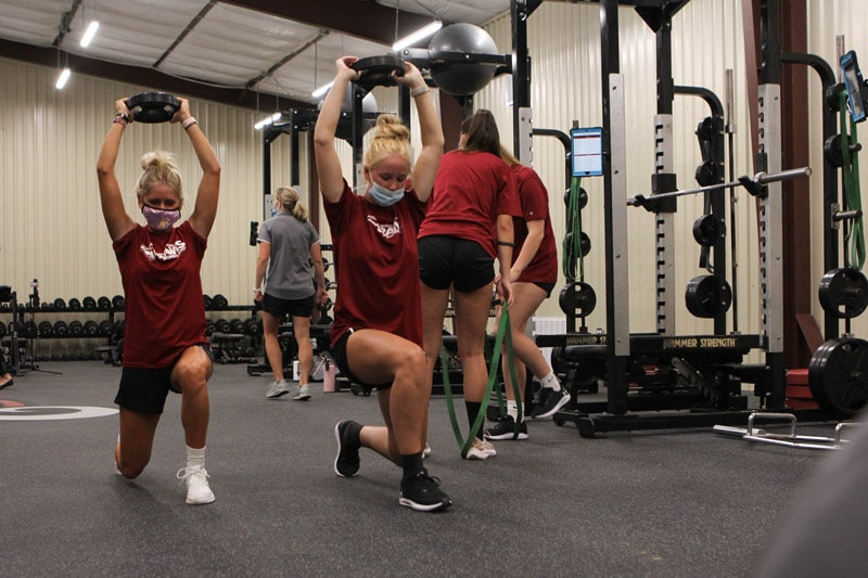 University Of Mobile Opens Fitness Complex