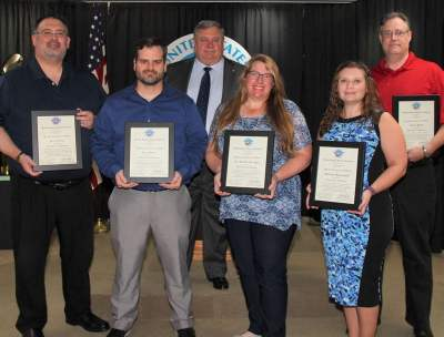 United States Sports Academy Recognizes Employees
