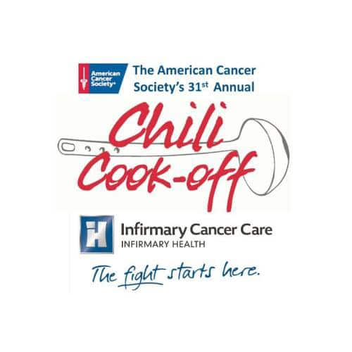 American Cancer Society (ACS) Chili Cook-Off To Be Held October 9