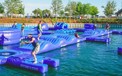 Gravity Island Offers New Lessons, Event