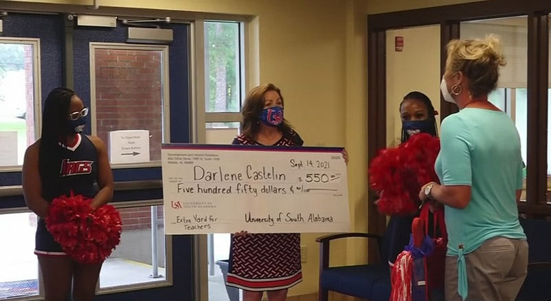 Mobile County Teachers Win Grants