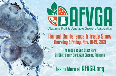 State Fruit, Vegetable Growers to Convene In Gulf Shores