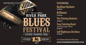 River Park Blues Festival 2021