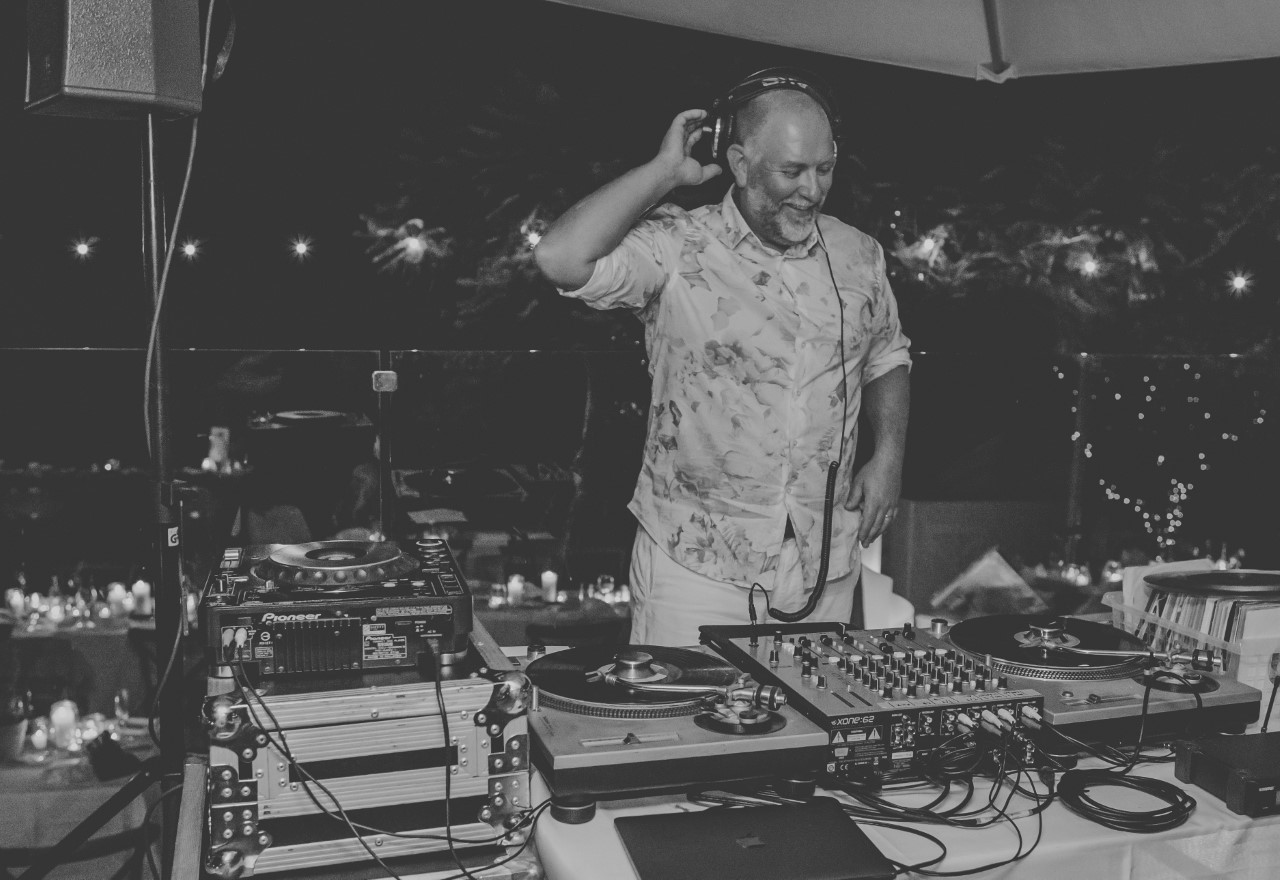 DJ Scott Towers