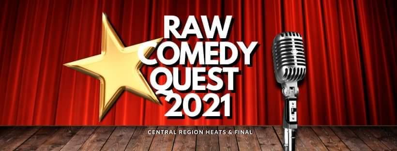 Raw Comedy Quest - HAWKES BAY