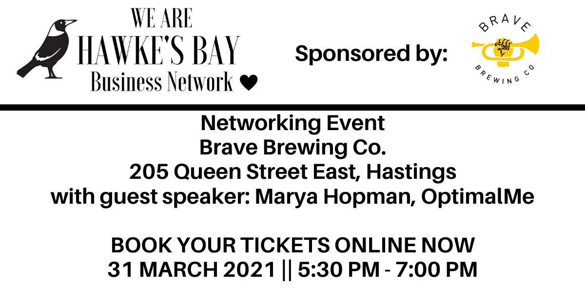 Business Networking Brave