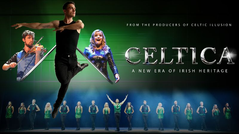Celtica - A New Era of Irish Heritage