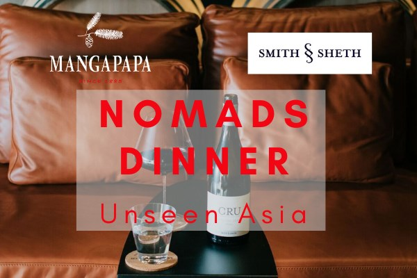 Nomads Dinner – Unseen Asia