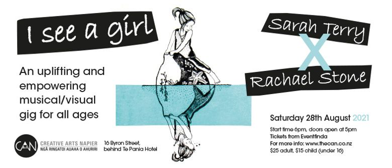 'I See a Girl'; An uplifting and empowering musical event