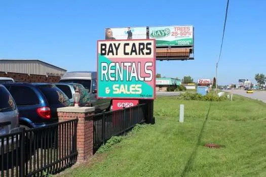 Welcome to Bay Cars in Saginaw MI
