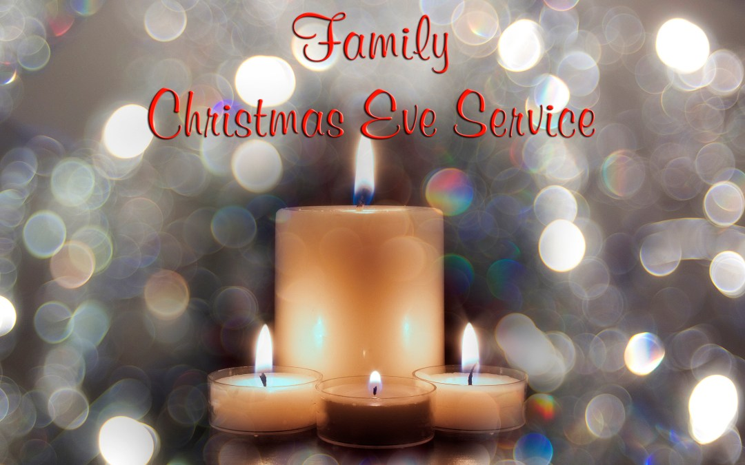 Christmas Eve Family Service at Bay City Baptist Church in Green Bay