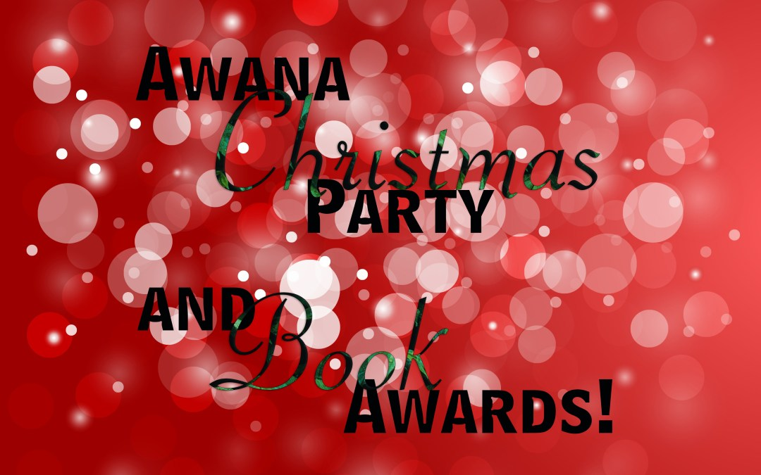 Awana Christmas and Awards