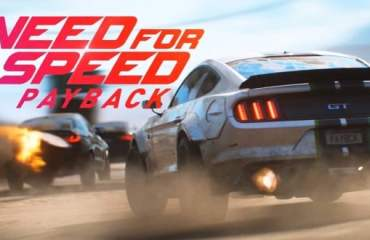 Need for Speed Payback'ten nefes kesen bir video daha.