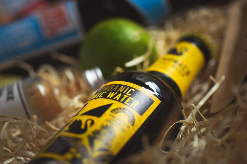 Softdrinks und Limetten in der Bayern Box