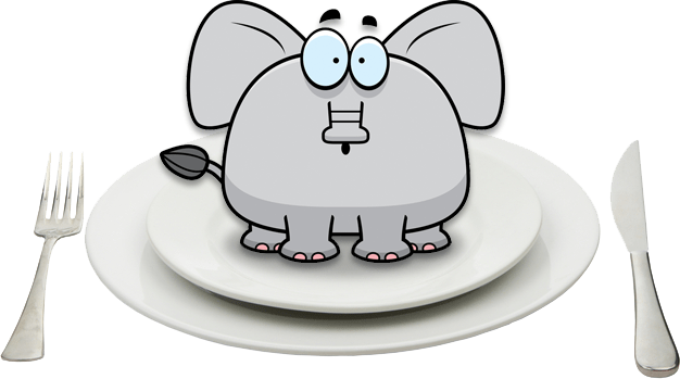 كيف تأكل فيلا؟! إدارة المشروعات نموذجًا