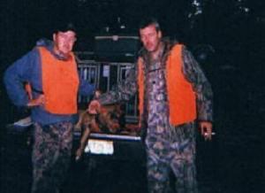 Avon Park Bombing Range -- Gene and Greg