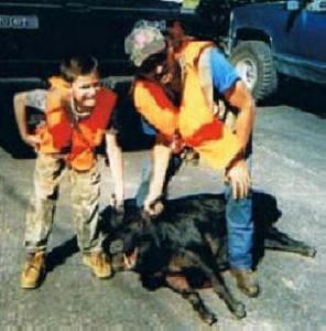 Avon Park Bombing range -- Austin and Tom