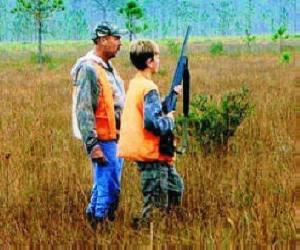 Bombing range -- Greg and Nate -- Snipe hunting