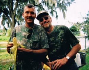 Dove Hunt -- Greg and Aj