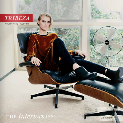 Bay Hill featured in the Tribeza Interiors Issue