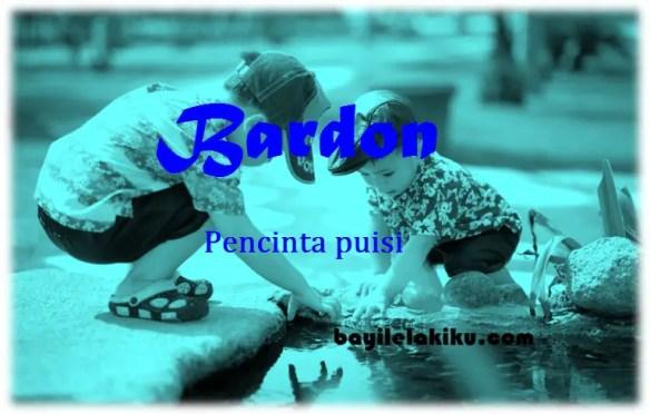 arti nama bardon
