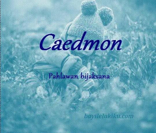 arti nama caedmon